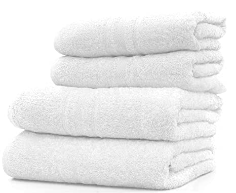 Home Tienda de ropa de cama Algodón Egipcio de Juego de toallas de 6 piezas Bale