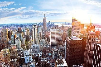 Poster fotografico New York Skyline Immagine per pareti Decorazione ...