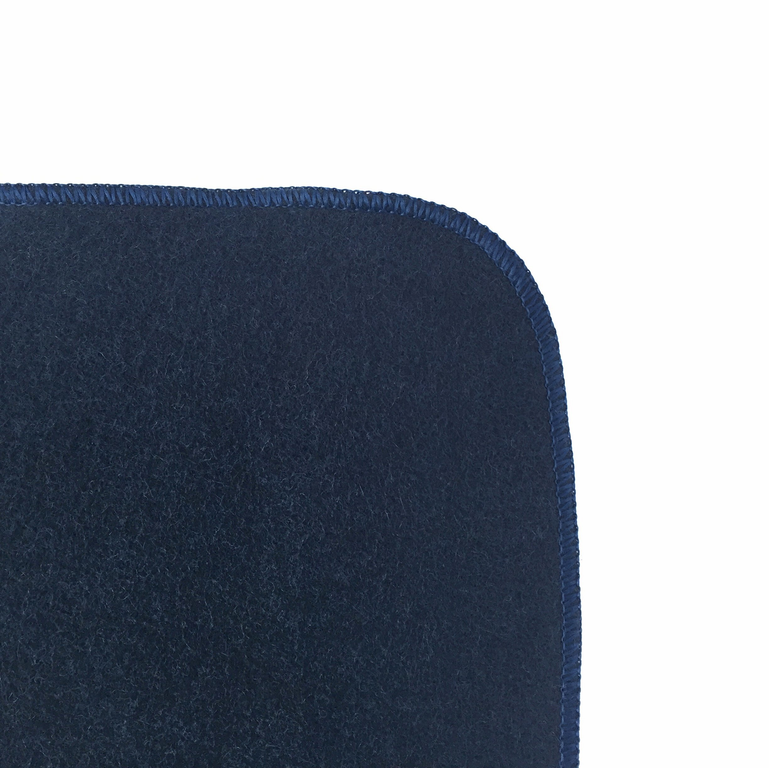 EKTOS 100% Wool Blanket, Navy Blue, Warm & Heavy 5.5 lbs, Large Washable 66''x90'' Size, Perfect for Outdoor Camping, Survival & Emergency Preparedness Use by EKTOS (Image #3)