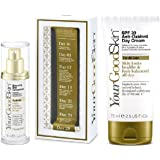 (2 PACK) YourGoodSkin Balancing Skin Concentrate x 30ml & YourGoodSkin SPF 30 Anti-Oxidant Day Cream 75ml