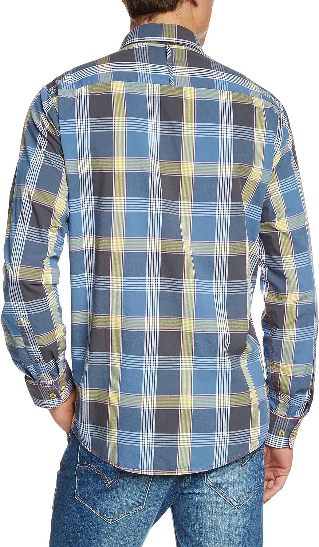 Casamoda 452152600, Camisa para Hombre, Grau (Anthrazit 750) XS ...