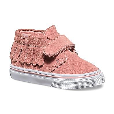 Vans Chukka V Moc - K - Chukka V Moc (Kleinkind) Unisex-Kinder, Pink ...
