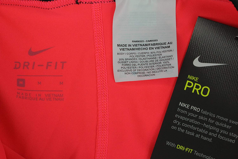 Nike Pro Compression Training Shorts New Size Medium to Extra Large Comfortable Dri-Fit