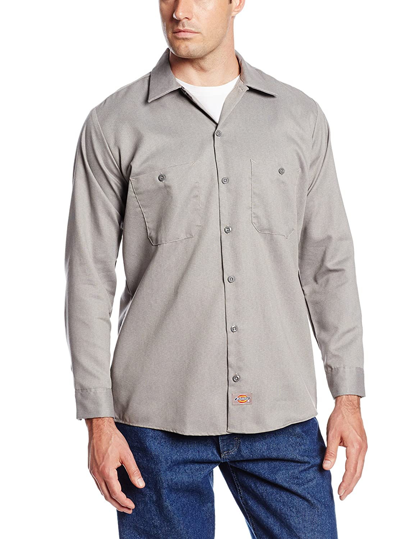 Dickies LL536SV Occupational Workwear - Camisa de manga larga ...