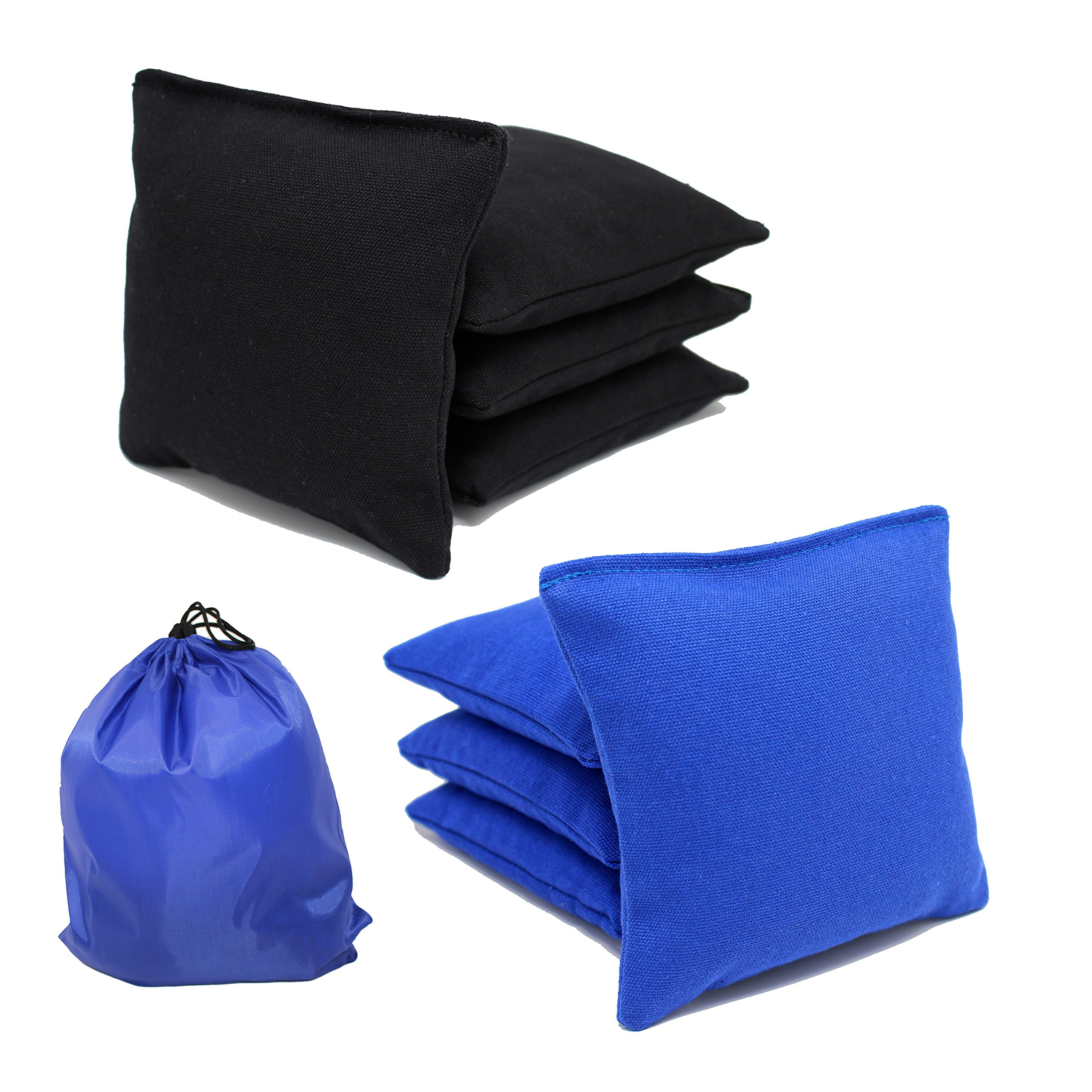 Free Donkey Sports All-Weather Cornhole Bags - Choose from 25 Colors- Plastic Pellets Filled