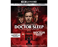 Doctor Sleep (BIL/Blu-ray + Digital + 4K Ultra HD)