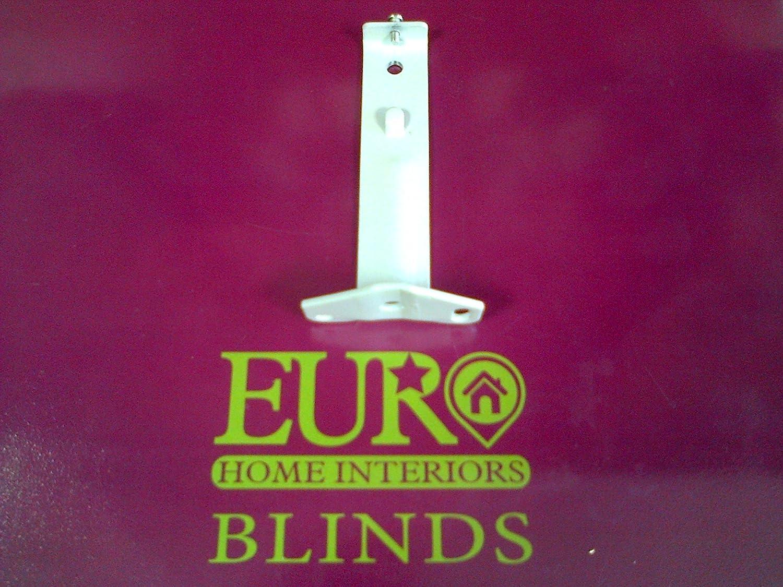 Vertical Blind Face Fix Bracket 92mm (2 Pack) ScreenCentre