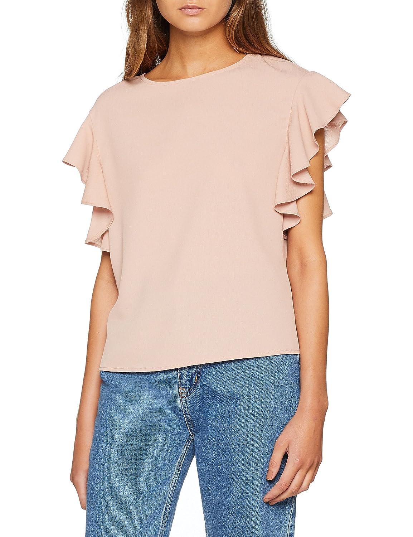 Vero Moda Vmelisia S/S Top Ga Camiseta sin Mangas para Mujer