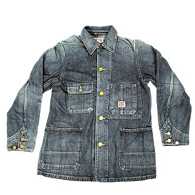 173f9aa6a1a Sugar Cane denim Jacket SC10705H CANE9033  Amazon.co.uk  Clothing