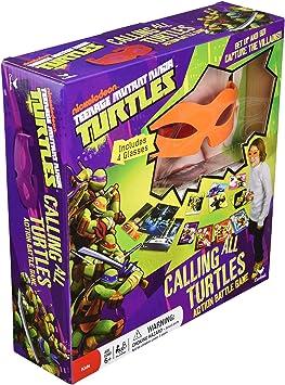 Amazon.com: Teenage Mutant Ninja Turtles Calling All ...