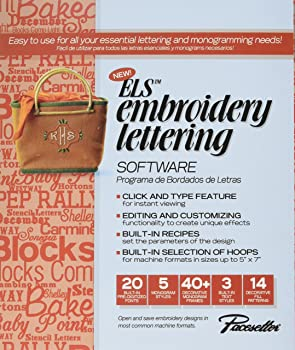 Brother ELS Embroidery Software
