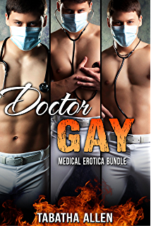 Gay enjoyment in the doctors office