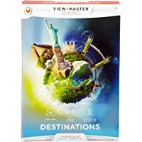 View-Master - Pack Experiencia: Viajes (Mattel DLL69)