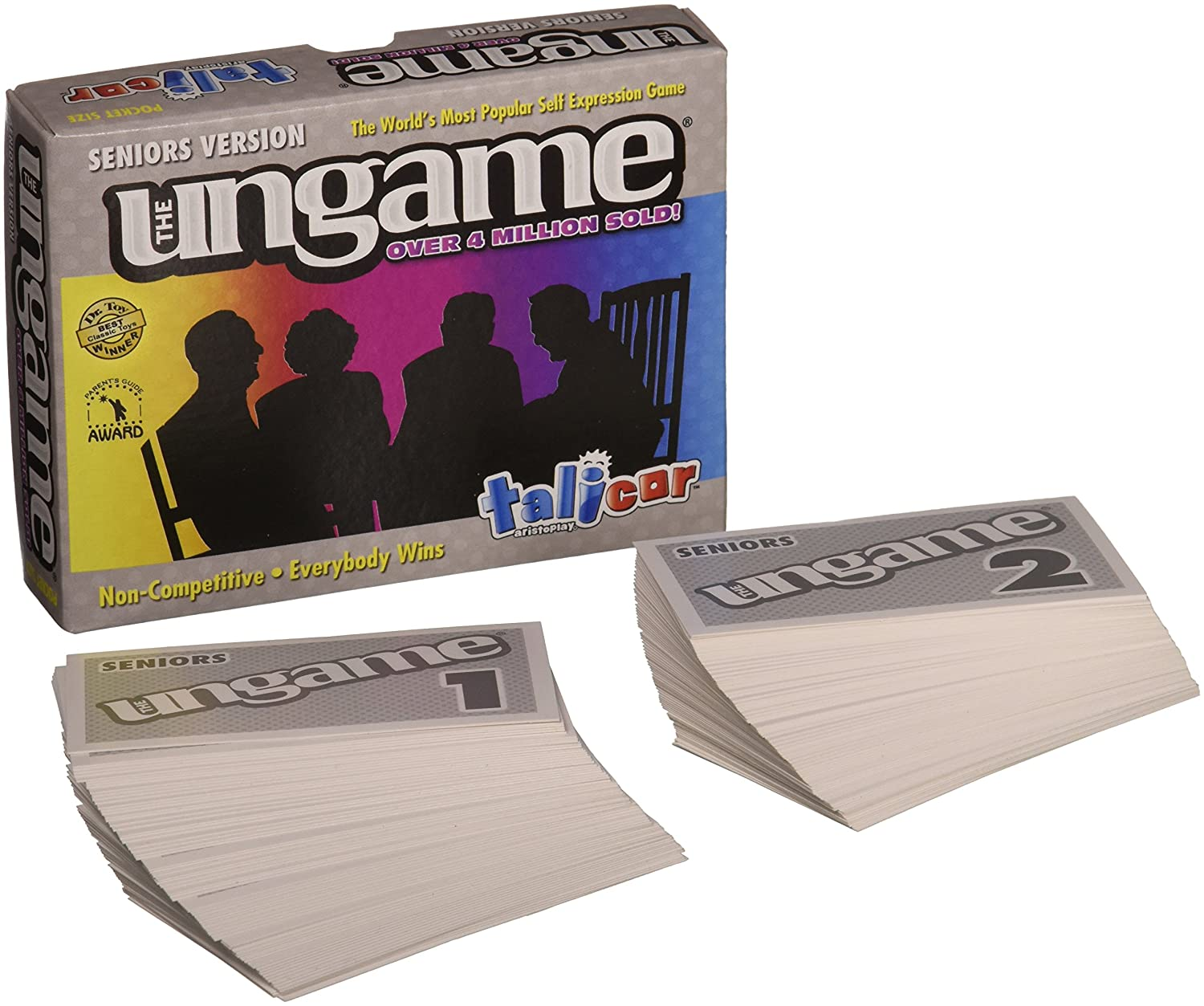 Ungame for Seniors with Alzheimer's Dementia