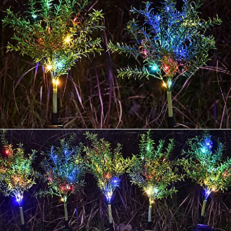 26 Working Cool White LED Christmas Lights Battery Operated Dollhouse Miniature