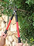 TABOR TOOLS Small Bypass Lopper, Chops Branches