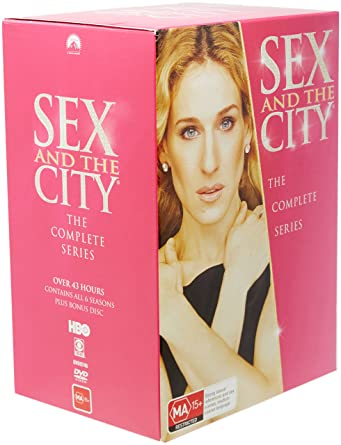 Sex and the city complete 1 6
