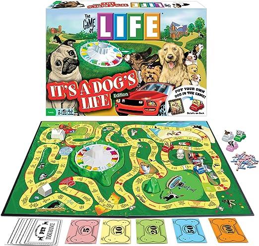 The Game of Life: Its A Dogs Life: Amazon.es: Juguetes y juegos