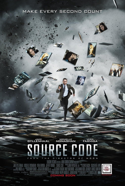 Amazon com : Source Code Movie 11x17 HD Photo Poster Jake