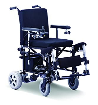 0b4be187367 Buy Ostrich Mobility Verve Fx Electric Wheel Chair Online at Low Prices in  India - Amazon.in