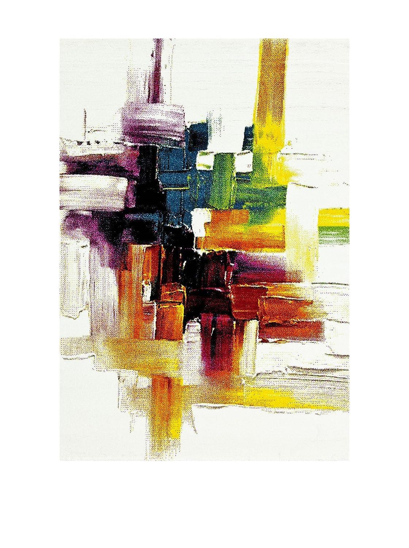 NAZAR 2075260 Belis 2075 Tapis Matériel Synthétique Multicolore 230 x 160 cm 2075260_multi-160X230