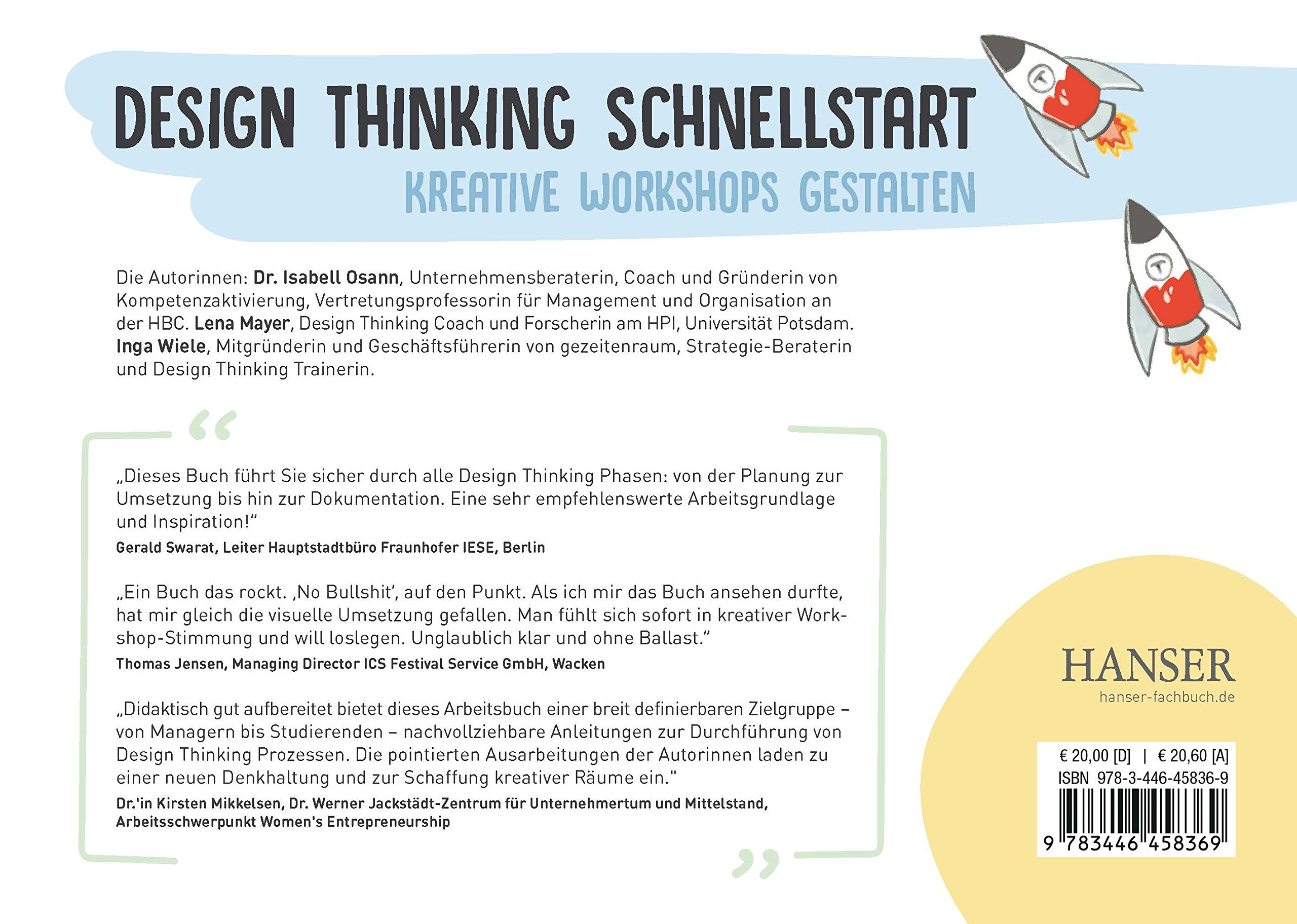 Design Thinking Berlin | Design Thinking Schnellstart Kreative Workshops Gestalten Isabell