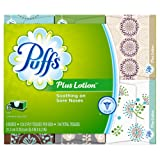 Amazon Price History for:Puffs Plus Lotion Facial Tissues, 24 Family Boxes, 124 Tissues per Box