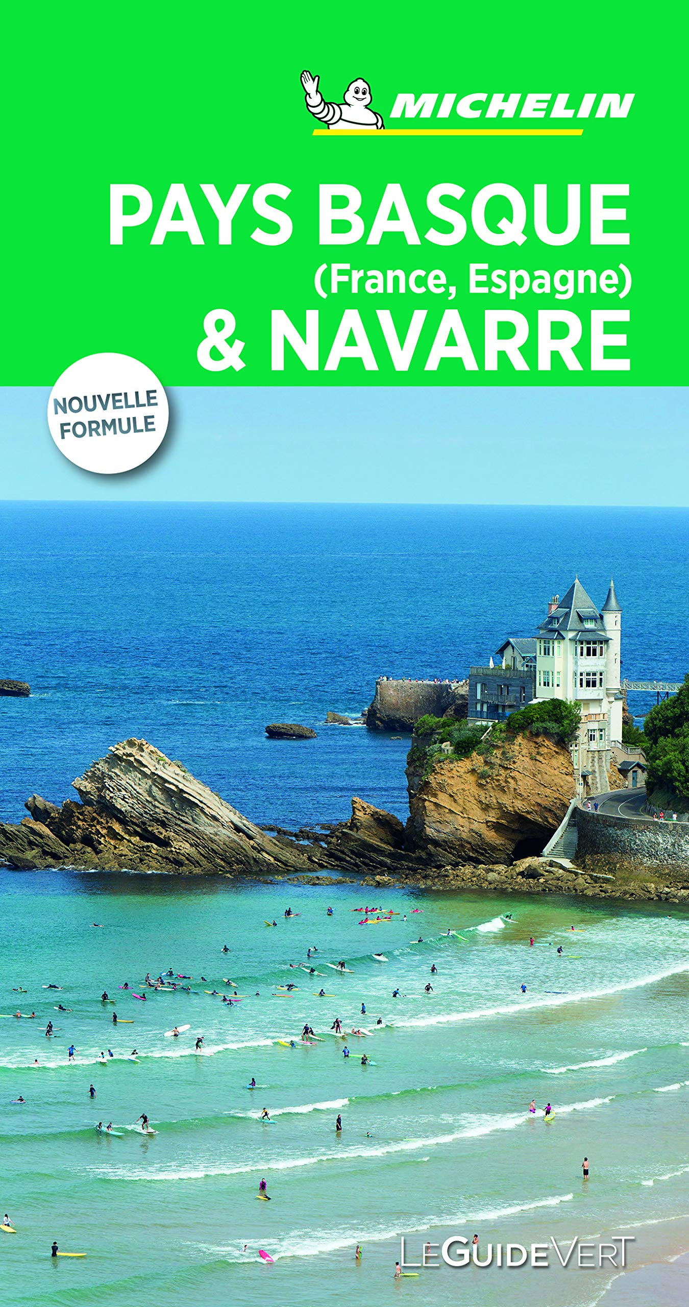 Pays Basque France, Espagne et Navarre Le Guide Vert La Guía Verde Michelin: Amazon.es: MICHELIN: Libros en idiomas ...