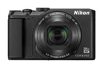 Amazon Nikon COOLPIX A900 Digital Camera Black Camera