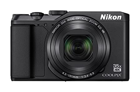 NIKON COOLPIX A 900 BLACK Point & Shoot Digital Cameras at amazon