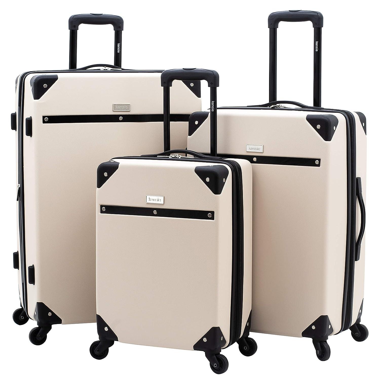 Image of Luggage Travelers Club Luggage 3 Piece Classic Luggage Set