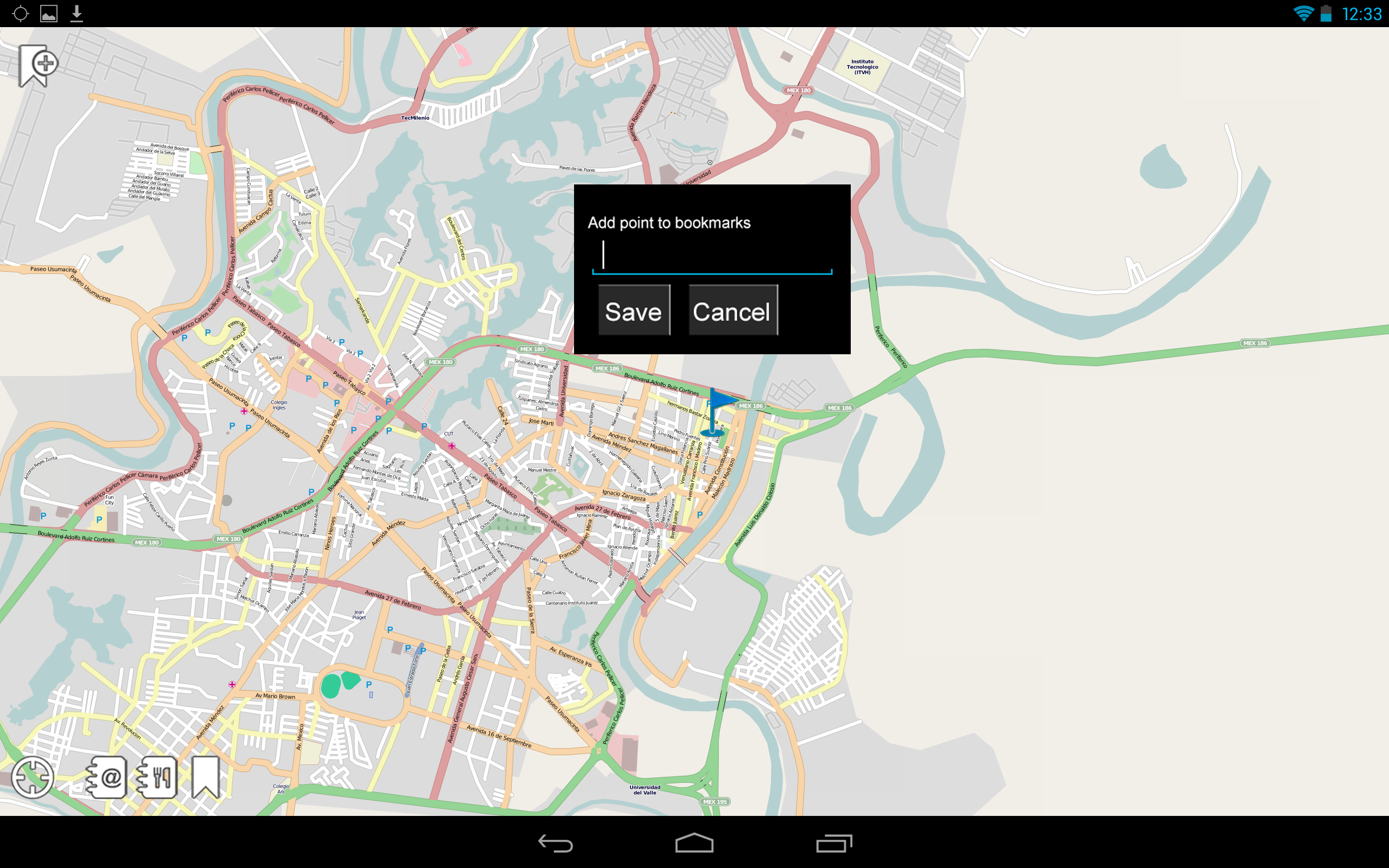 Amazon.com: Villahermosa, Mexico Offline Map - Smart Sulutions: Appstore for Android