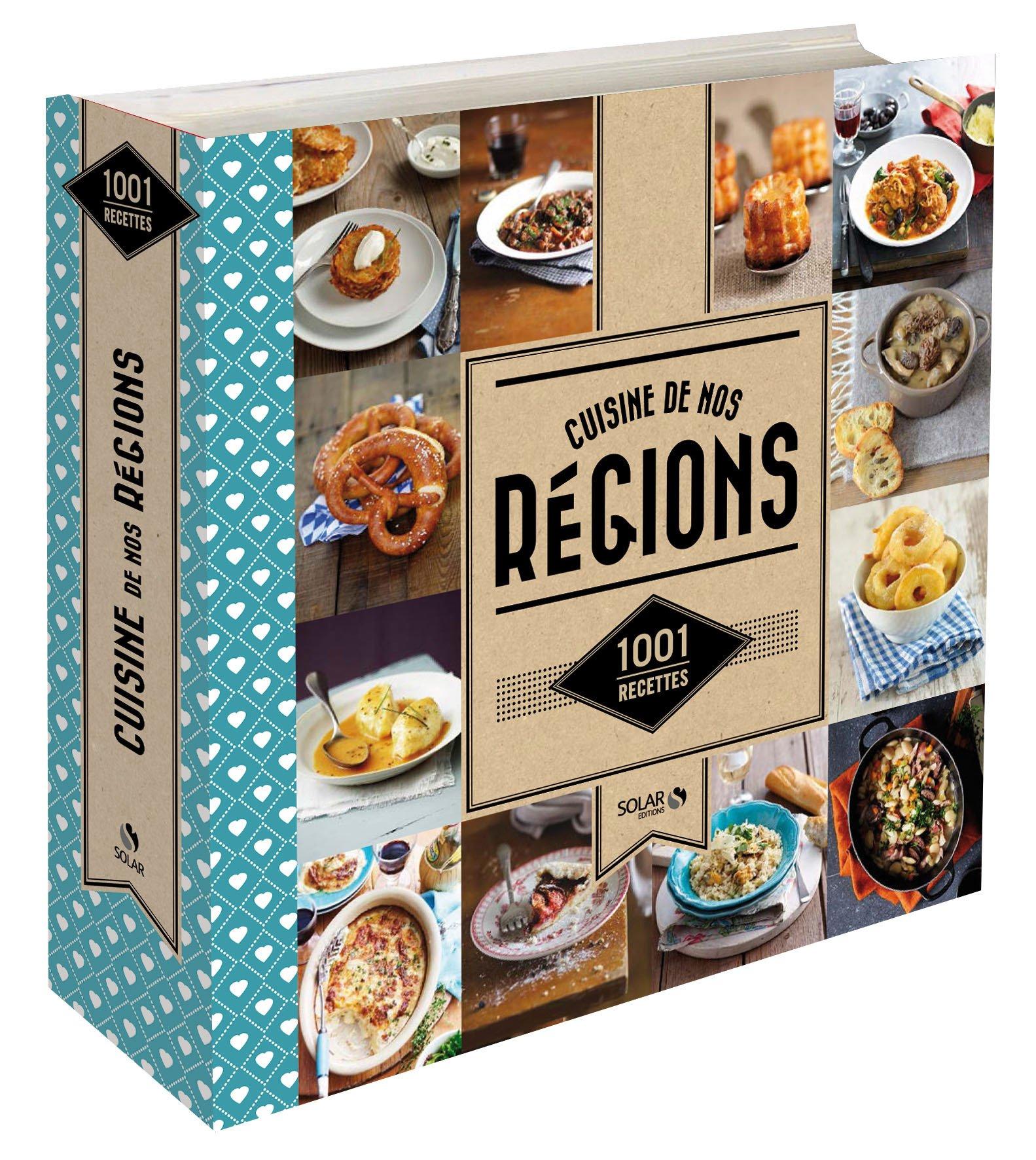 Amazon.fr - 1001 recettes - Cuisine de nos régions - Estérelle Payany -  Livres