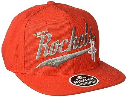 Houston Rockets de la NBA de los hombres cola Sweep - plana ala Snapback  Sombrero 028140fb21b