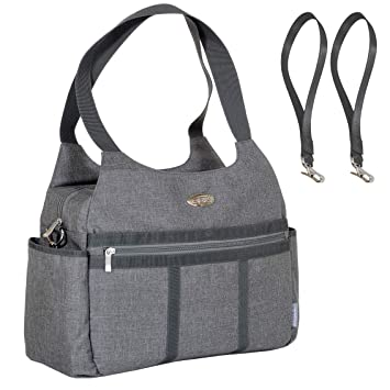 Designer Baby Changing Bags Fashion Diaper Bag Set Luxury Nappy Bag 3Pcs Baby