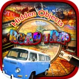 Hidden Objects Road Trip USA - New York, Florida, Hawaii, San Francisco, Hollywood, Chicago, DC, Seattle & Texas Travel Pics Seek & Find Object Puzzle Game