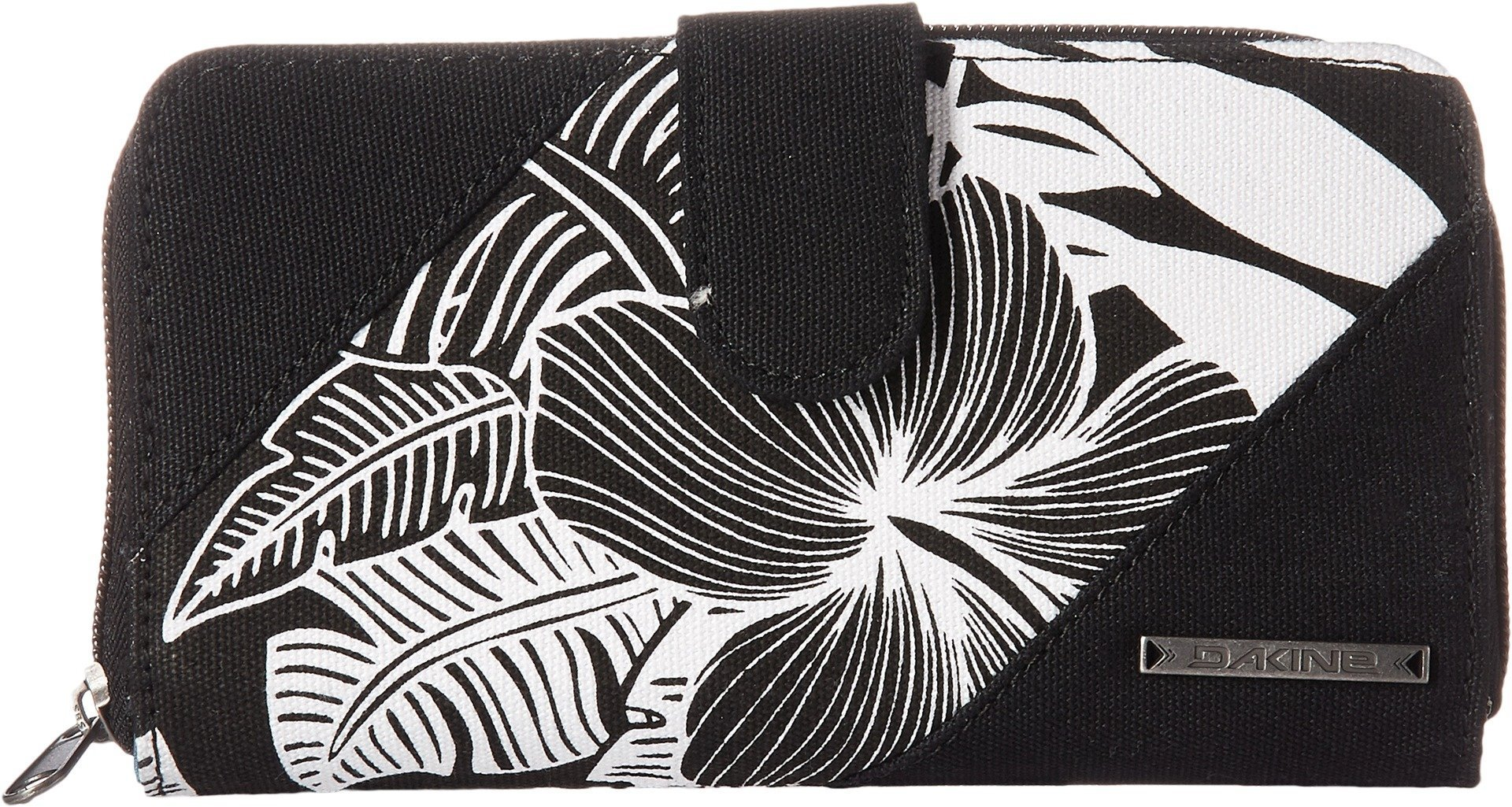 Dakine Womens Faye Wallet, One Size, Hibiscus Palm Canvas