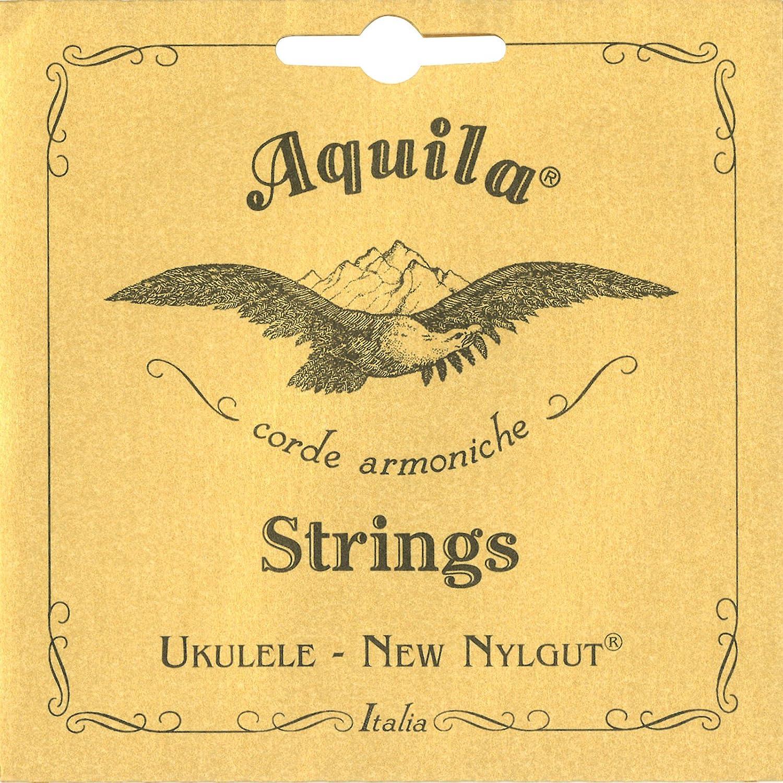 Aquila Single Concert Ukulele String (4th Wound, Low G) 9U