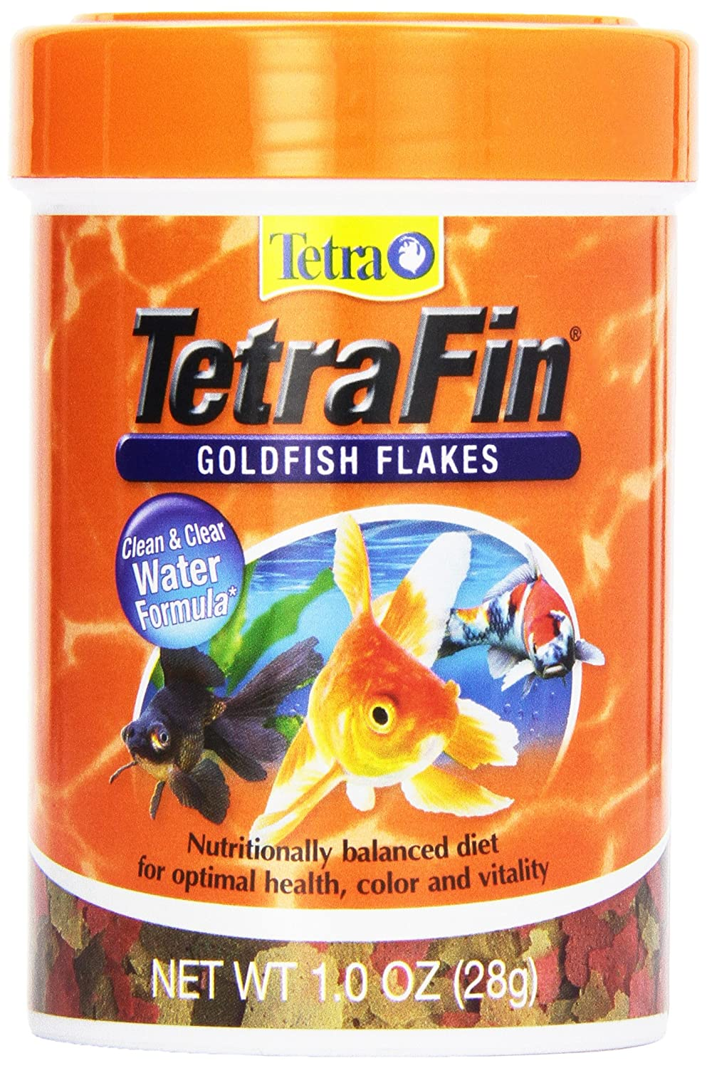 Tetra Goldfish Food, 1 oz