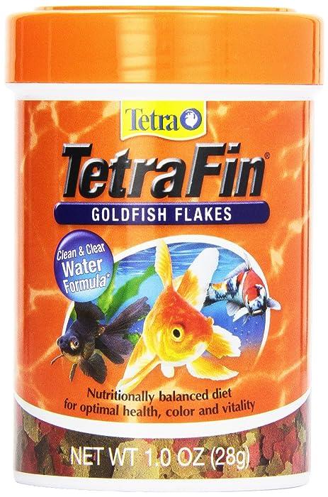 Tetra Goldfish Food, 1 oz