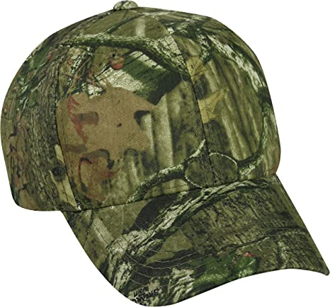 Outdoor Cap - Gorra básica de caza - 350, Adjustable, Mossy Oak ...