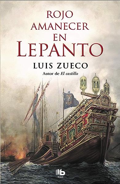 Rojo amanecer en Lepanto eBook: Zueco, Luis: Amazon.es: Tienda Kindle