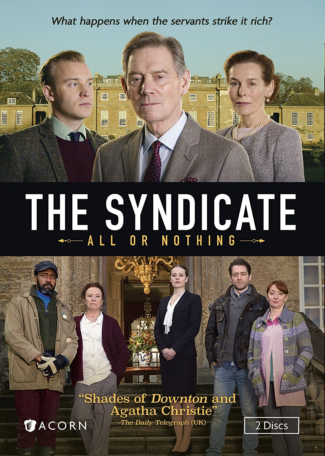 The Syndicate: All or Nothing (Series 3)