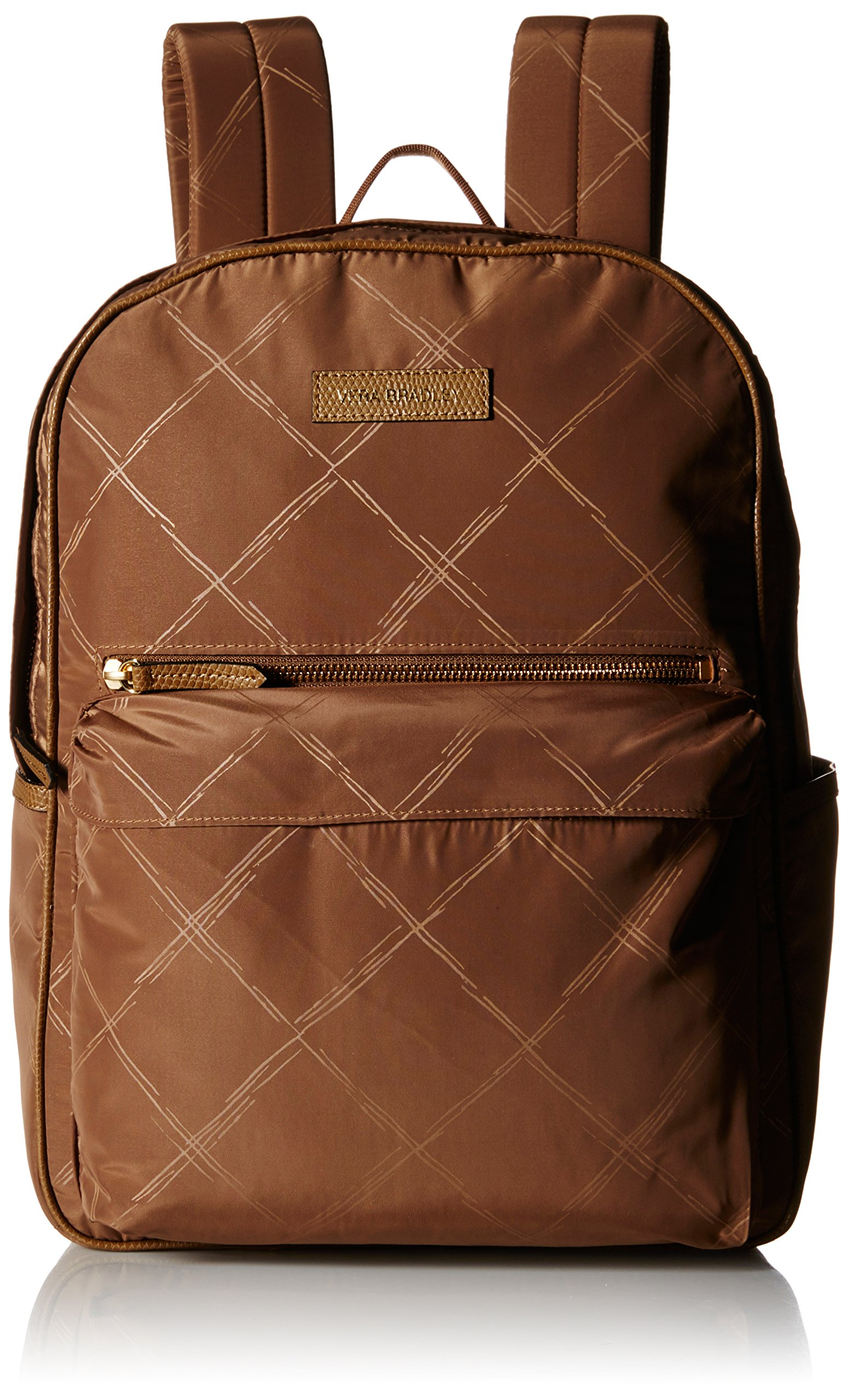 Preppy Poly Large Back pack, Toast, One Size