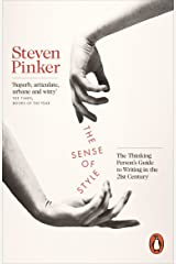 The Sense of Style Paperback
