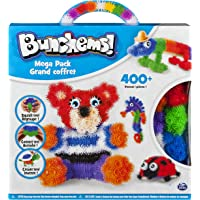 Bunchems 6026103 - Mega Pack, 400 pz, modelli assortiti