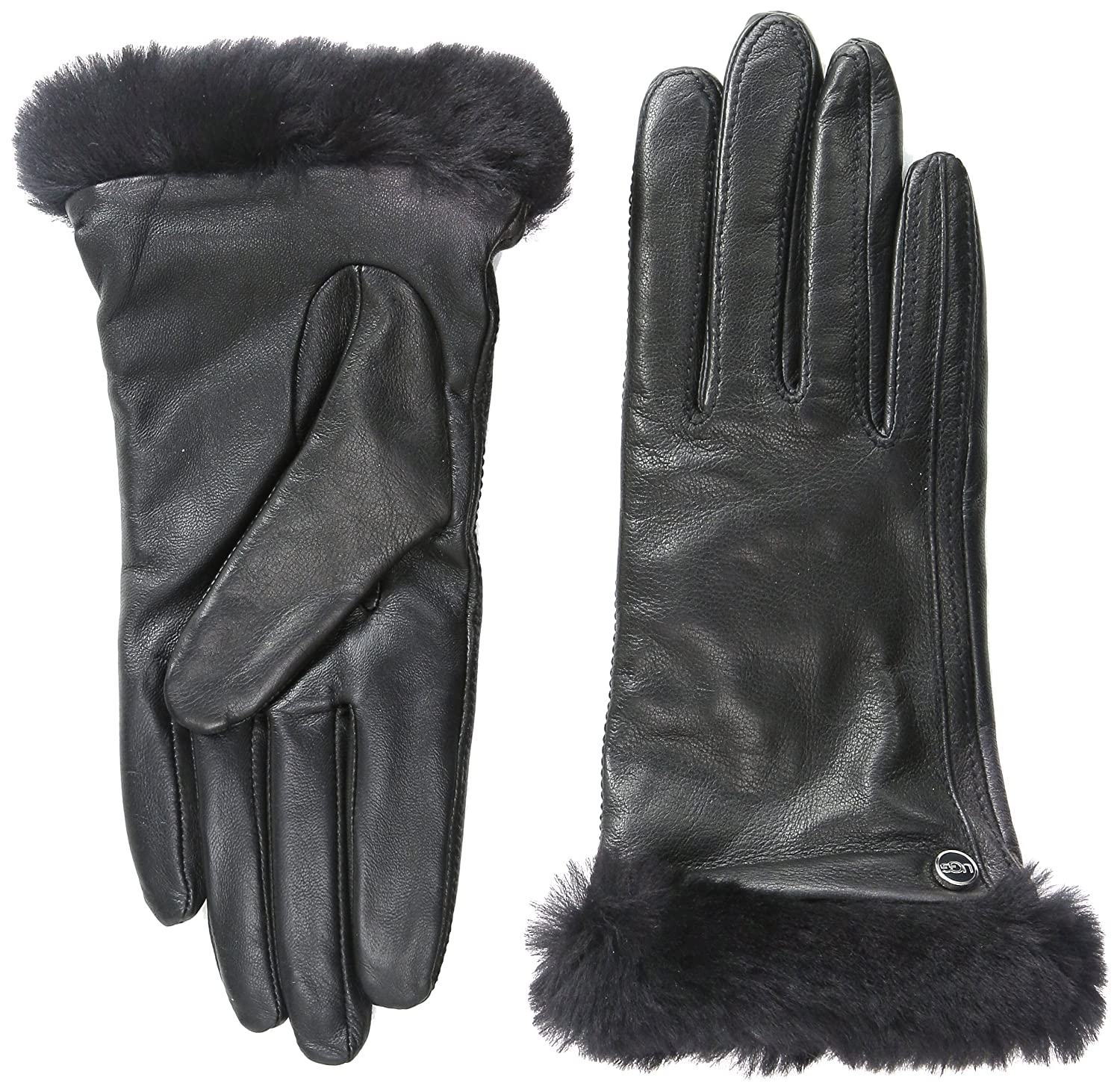 c45e479ddbd UGG Women's Classic Leather Smart Glove