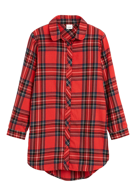 next Bambine E Ragazze Camicia Lunga A Quadri