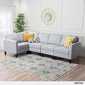 Carolina Sectional Sofa Set