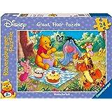 Winnie the Pooh Giant Floor Puzzle (24 pieces)